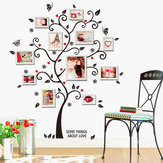 45X60CM Household Composite Photo Wall Stickers Tree Of Happiness Home Decor