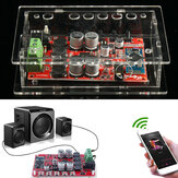 Geekcreit® TDA7492P 25W+25W Wireless bluetooth 4.0 Audio Digital Amplifier Board With Case