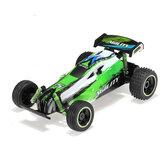 DC250 1/16 2.4G Drift Kecepatan Tinggi 20 km / h RC Model Kendaraan Mobil PVC Mainan Dalam Ruangan Untuk Anak Dewasa