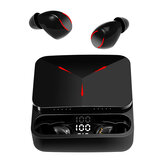 Lenovo TG01 Mini TWS bluetooth 5.0 Gaming Earphone PIXART Chip Touch Control HiFi Bass Headphone with HD Mic Power Bank