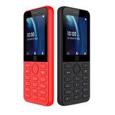 QIN QF9 4G Netwerk Wifi 1820mAH BT 4.2 Infraroodafstandsbediening Dual SIM-kaart Functietelefoon van Xiaomi youpin