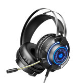 G2 Gaming Headset RGB Light Head-Mounted Wired Headset For Desktop Computers Laptops
