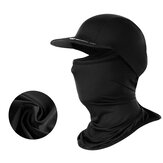 WHEELUP Multifunctional Ice Silk Sun Protection Neck Protector Face Mask Hat Windproof Anti-Fog Saliva Dustproof Cycling Scarf  Cap