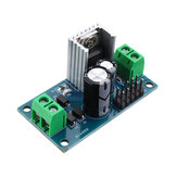 5V LM7805 DC/AC 8-24V To 5V Three Terminal Voltage Regulator Power Supply Module Output Max 1.2A