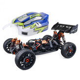ZD Racing 9020 V3 1/8 4WD Brushless Truck 120A ESC 4274 Brushless Motor RC Car