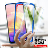 Bakeey 360° Full Body PC Front+Back Cover Protective Case + Screen Protector For Xiaomi Mi 9 SE