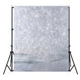 6x6FT zilver licht schaduw fotografie achtergrond Studio Prop achtergrond