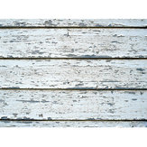 150x90cm 5X3FT Retro Wood Floor Wall Vinyl Studio Photography Backdrop Props Background