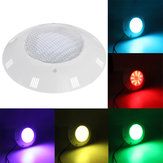 36W RGB 180 LED Remote Control Underwater Swimming Pool Light Waterproof IP68 Wall-mounted AC/DC12V