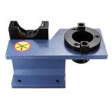 Suporte de ferramenta universal do CNC do alumínio CAT40 H / V que aperta o dispositivo elétrico