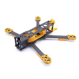 Papilio 5 220mm 5mm Arm Carbon Fiber 5 Inch Racing Frame Kit Comptible DJI Air Unit for RC Drone