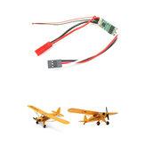 Controlador eletrônico de velocidade Esc para Wltoys Xk A160 A160-J3 Skylark Rc Acessórios de peças de reposição para aviões