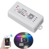 DC5-24V SP108E Smart Wifi APP Control Dimmer Controller voor IC WS2811 WS2812B Magic Color LED Strip Light