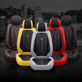 مقعد سيارة جلد PU متين يغطي وسادة مجموعة كاملة للسيارات
