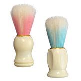 Savon de rasage mousse cheveux brosse brosse de rasage barber
