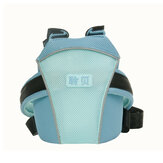 Motorcycle Scooter Children Protective Adjustable Safety Belt Back Seat Strap Gear