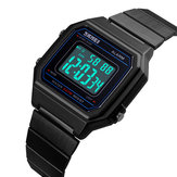 SKMEI 1377 Luminous Week Display Casual Style Digital Watch