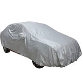 Waterproof Outdoor Indoor Universal Full Car Cover UV Protection Dustproof Large