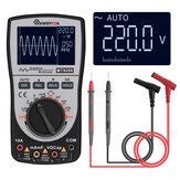 MUSTOOL MT8206 2 in 1 Intelligent Digital Oscilloscope Multimeter dengan Grafik Batang Analog