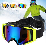 TYX76 Outdoor Ski Skating Goggles Snowmobile Gläser Winddicht Anti-Fog UV Schutz Für Männer Damen Snow Sports Goggles