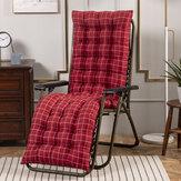 Almofada para cadeira reclinável Almofada de algodão para assento Almofada para cadeira Almofada lombar Apoio de cintura Sofá Almofada de tatame Almofada de móveis para escritório em casa