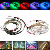 1M WS2812 IC SMD5050 Impermeable Dream Color RGB LED Strip Light Lámpara DC5V direccionable individual