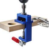 Perfurador de furos de dobradiça 35 MM Tábua de posicionamento de furador de porta do gabinete Ferramentas de perfuração de dobradiça para carpintaria
