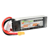 XF Power 11.1V 2200mAh 60C 3S Lipo Battery XT60 Plug
