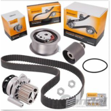 Water Pump with Timing Belt Set For Audi A3 A4 A6 For VW GOLF For PASSAT 1.9/2.0 TDi