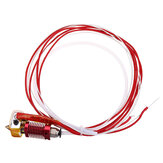 12 V / 24 V 40 W Extruder Hot End-set 1,75 mm 0,4 mm mondstuk voor Creality 3D CR-10 3D-printer
