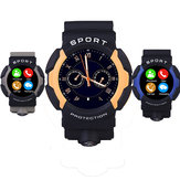 A10 impermeável esporte relógio inteligente mt2502 com bluetooth g-sensor para android ios telefone
