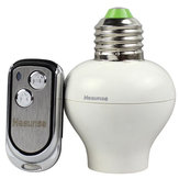 Hesunse E27 One Way Remote Control Lampen Birnen Halter 220V