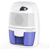 AUGIENB 500ML Mini Electric Air Dehumidifier Quiet Air Dryer