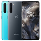 OnePlus Nord AC2003 Global Version 5G 6.44 inch FHD+ 90Hz Refresh Rate HDR10+ NFC Android 10 4115mAh 32MP Dual Front Camera 8GB 128GB Snapdragon 765G Smartphone