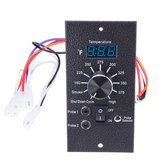 120V Digital Thermostat Controller Board Replacement For Traeger Pellet Grill