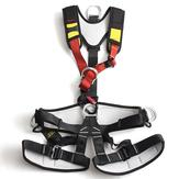 Xinda Full Body Safety Rock Mountain Climbing Rappelling Harness Tree Arborist Seat Belt Strap
