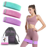 AOLIKES 3PCS/Set Fitness Resistance Bands Expander Rubber Belt For Yoga Pilates Training Body Shaping 60/90/150LB
