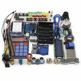 Adecuado para Arduino Uno R3 Kit de aprendizaje Kit de inicio