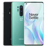 OnePlus 8 Pro 5G Global Rom 8GB 128GB Snapdragon 865 6,78 tum QHD + 120Hz Uppdateringsfrekvens IP68 NFC Android 10 4510mAh 48MP Quad Rear Camera Smartphone