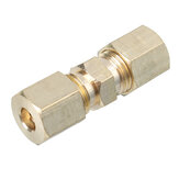 Brass Compression fitting, Union, for 3/16