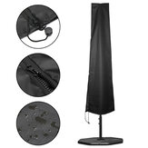 91inch Large Parasol Umbrella Waterproof Cover Dust Rain UV Protector Sunshade