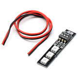 Diatone RGB LED Board 12V 3S RGB5050 7 Colors For RC Drone FPV Racing Multi Rotor