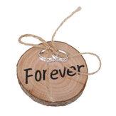 ULTNICE Rustic Свадебное Кольцо Кольцо Кольцо Повседневный Шикарный Свадебное Деревянный Подушка Кольца