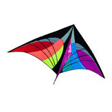 NOWOŚĆ 5.2ft Delta Triangle Kite Outdoor Fun Sportowe zabawki Single Line
