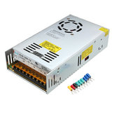 LCD 12V 30A 360W 110/220V Regulated Switch Power Supply LED Strip Monitor Switching Power Supply