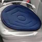 Auto, das Sitz-Mobilitätshilfe-Kissen mit Gedächtnis-Schaum-Zuhause dreht