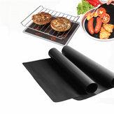 100x40cm antiadhésives tapis tapis barbecue grill barbecue gâteau de cuisson