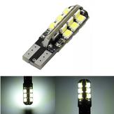 T10352824SMDLEDW5WBeyaz LED Araba Enstrüman Tarafı Genişlik Ampulü Lamba