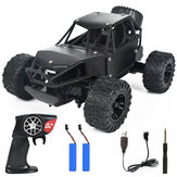 1/22 RTR 2/3 Battery 2.4G RWD 4CH Mini RC Car Off-Road Climbing Truck Vehicles Kids Childs Toys