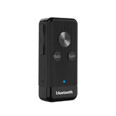 Geva wx8 bluetooth 5.0 Audio Adapter TF Card bluetooth Audio Receiver Bass Noise Reduction Car Bluetooth with Back Clip